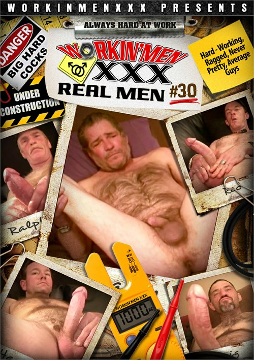 Real Men 30 Boxcover
