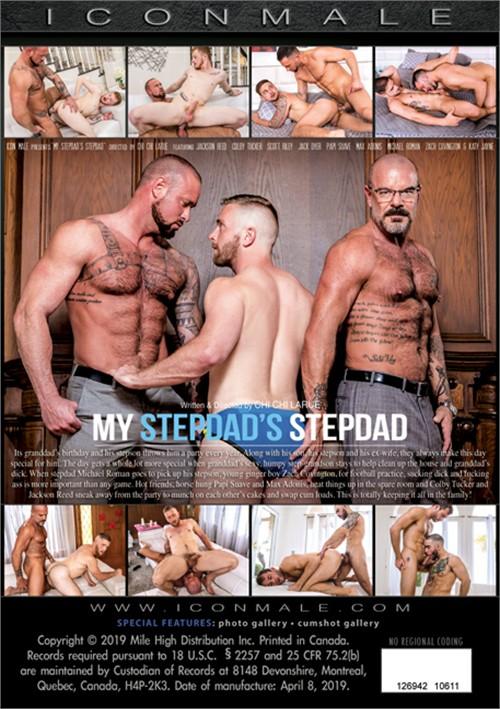My Stepdads Stepdad Cover Back