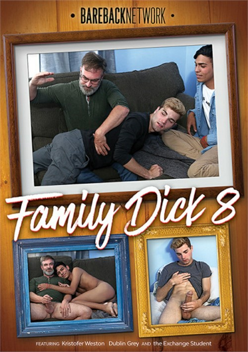 Family Dick 8 Boxcover