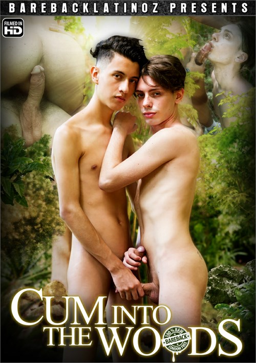 Cum into the Woods Boxcover