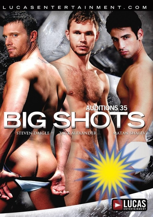 Auditions 35 Big Shots Cover Front