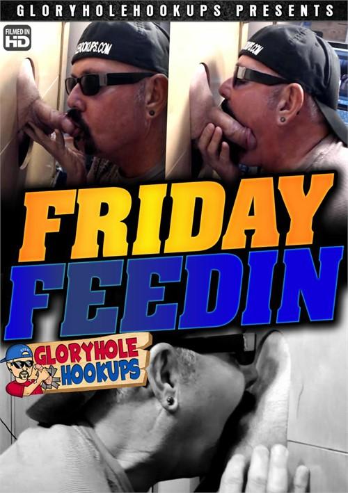 Friday Feedin Boxcover