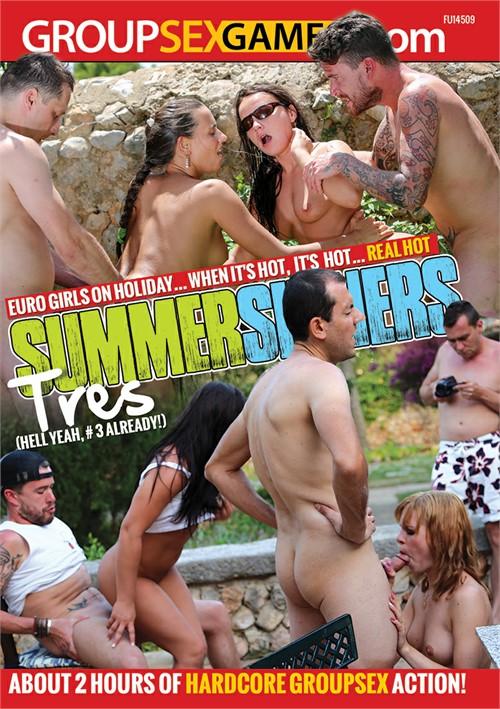 Summer Sinners Tres