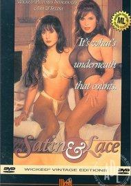 Satin & Lace