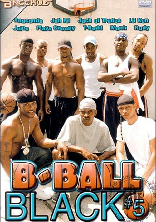 B-Ball Black #5 Boxcover