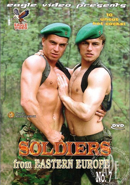 Soldiers from Eastern Europe 07 Cover Front