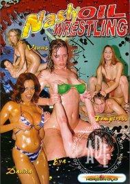 Nasty Oil Wrestling Porn Video