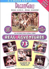 Dream Girls: Real Adventures 73 Porn Video