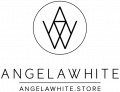 Angela White Store Logo