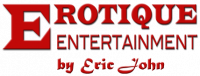 Erotique Entertainment Store Logo