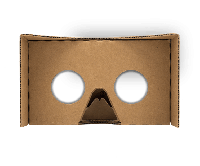 Google Cardboard Device Image