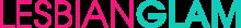 Lesbian Glam Logo
