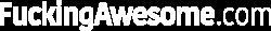 Fucking Awesome Store Logo