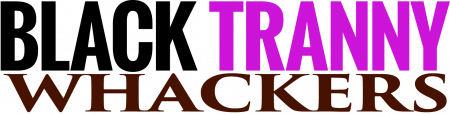 Black Tranny Whackers Logo