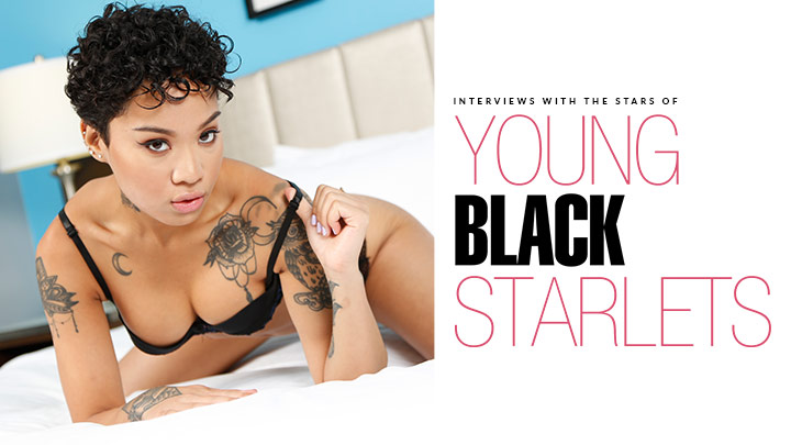 Interview with the Stars of Young Black Starlets