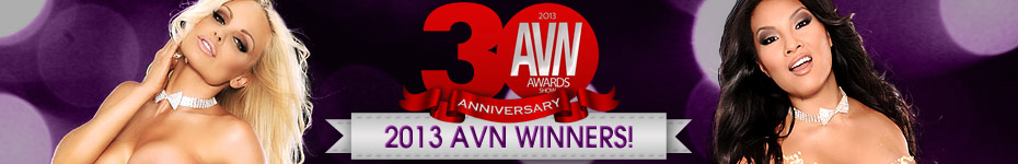 2013 AVN Winners - porn movies and stars