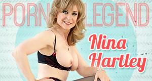 Nina Hartley Podcast Image
