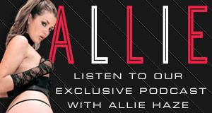 Allie Haze Podcast Image