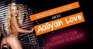 Aaliyah Love Podcast Image