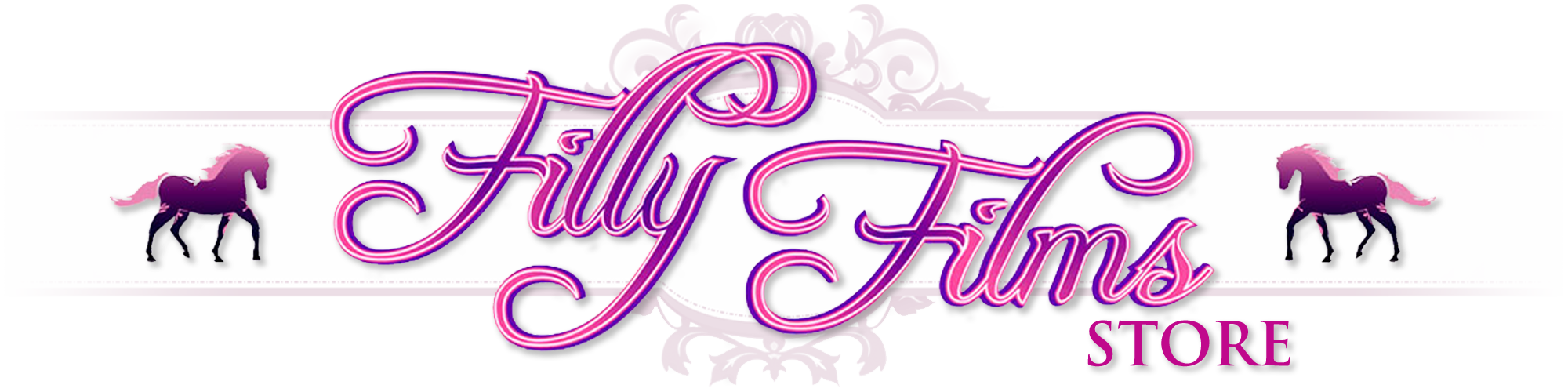 Filly Films Store Logo