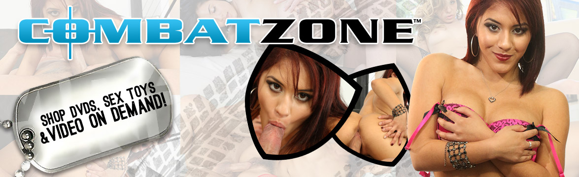 Welcome to the Combat Zone DVD, sextoy and Video on Demand theatre and store.
