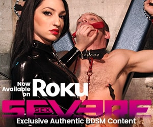 Simply the best Fetish sex and BDSM Roku channel