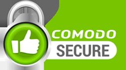 Comodo Secure Logo Image