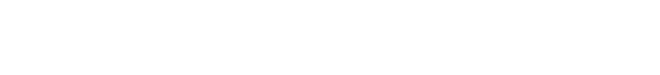 Blacked Store Logo