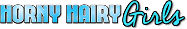 Horny Hairy Girls Store Logo