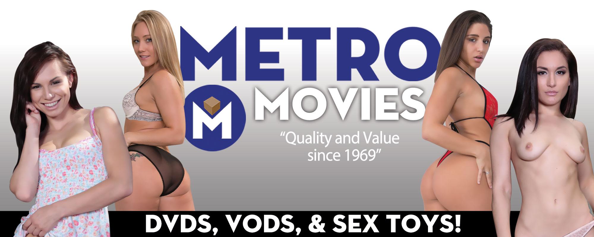 Metro Movies  Banner