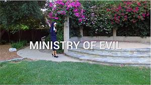 Riley Steele Stars in Ministry Of Evil.