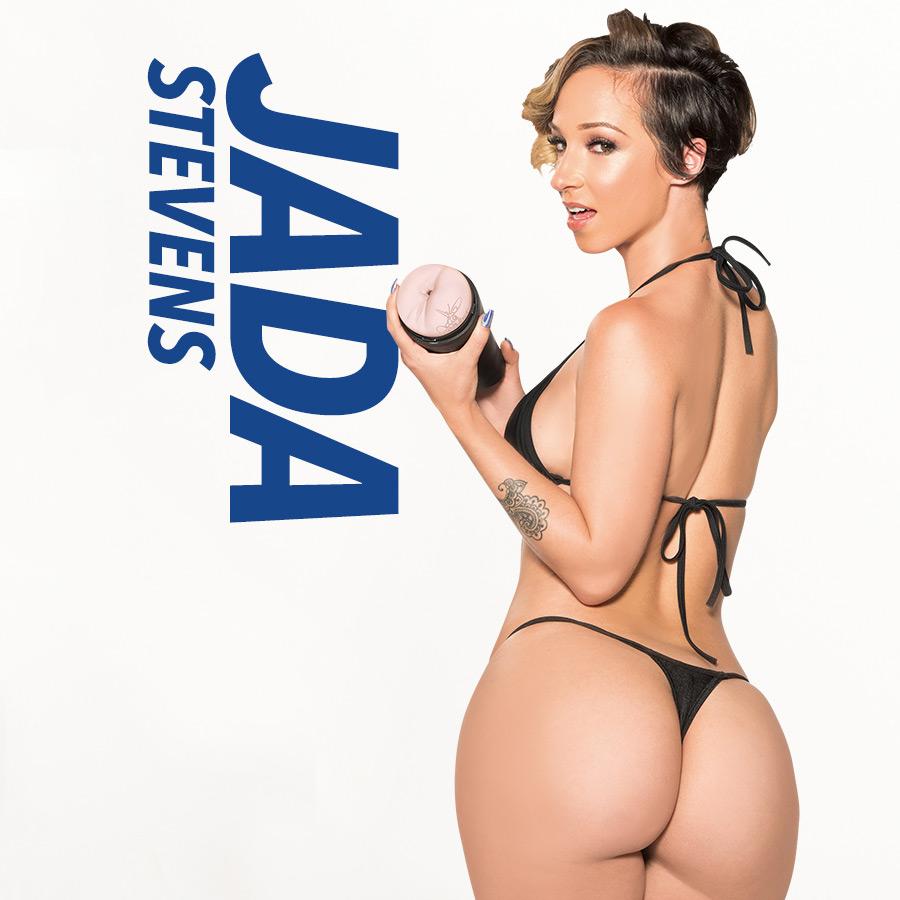 Jada Stevens Vibrating Anal