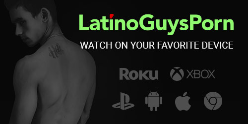 Latino Guys Porn Device Banner