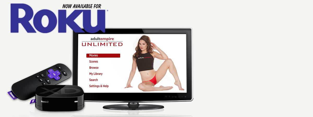 Adult Empire Unlimited Roku Channel