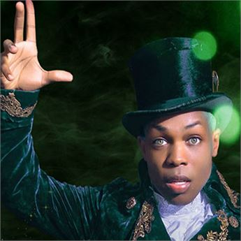Watch Todrick Hall: Behind the Curtain gay cinema feature.