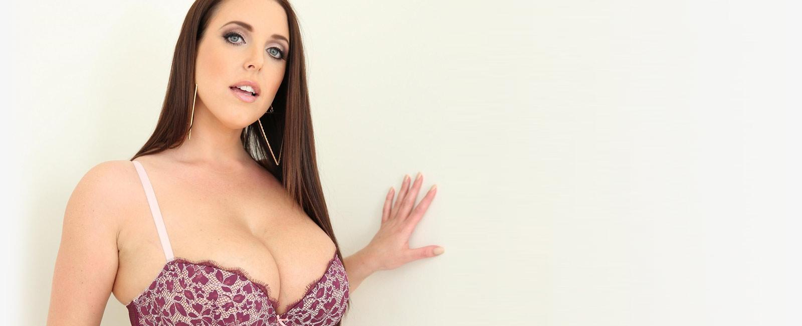 Angela White Background Image