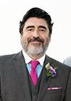 Alfred Molina Headshot