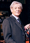 Ian McKellen Headshot