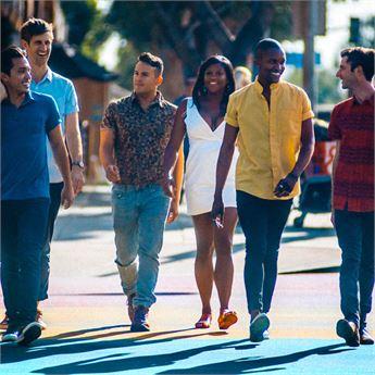 Watch I'm Fine: Second Season gay cinema romantic comedy.