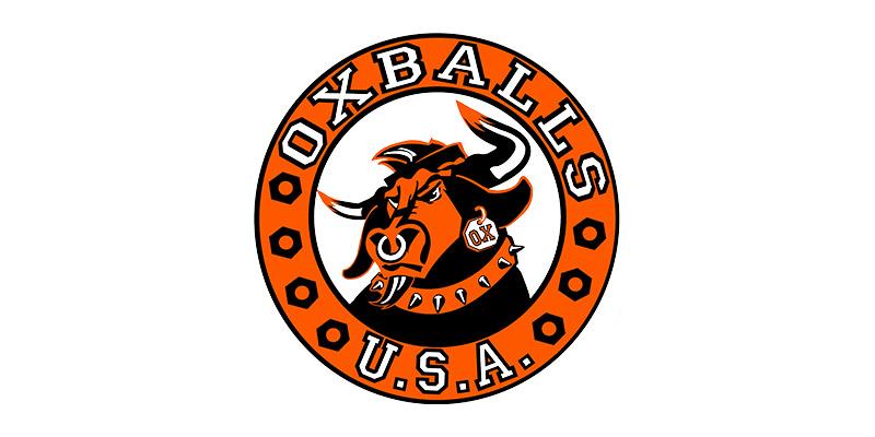 Oxballs brand logo
