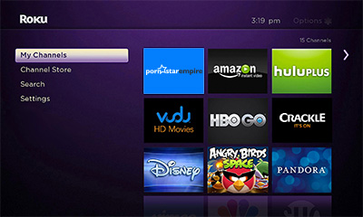 Add Our Roku Channel Image