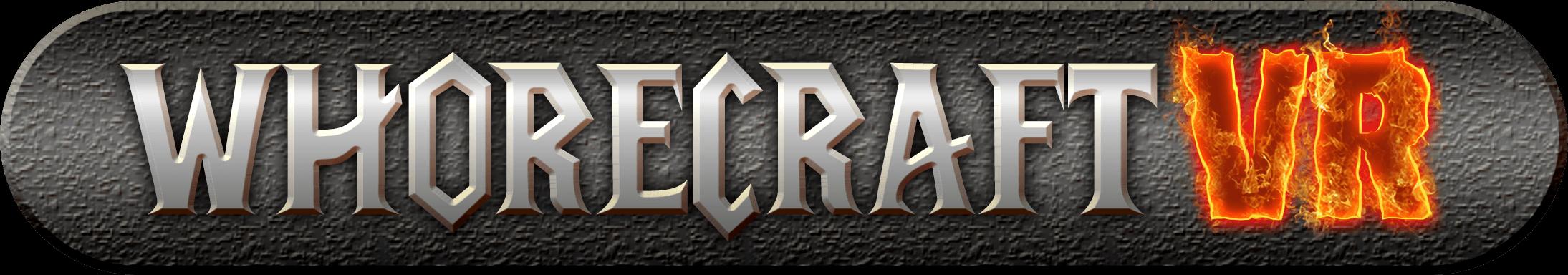 Whorecraft VR Logo