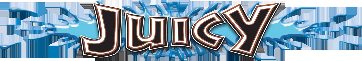 Juicy Distribution Store Logo